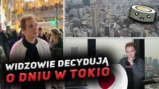 Widzowie decydują o MOIM dniu w Tokio!