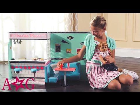 Maryellen Diner  BeForever  American Girl  YouTube