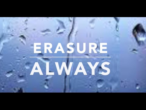 Always- Erasure  lyrics