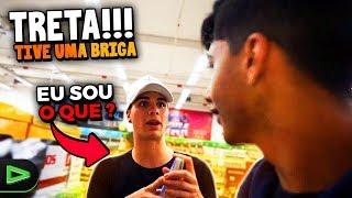 TRETA!?! BRIGUEI COM BRADOOCK NO SHOPPING E OLHA NO QUE DEU!!