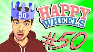 Happy Wheels - Part 50 | KOBE!!
