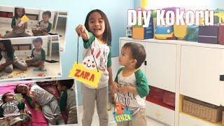 Download Video Kreasi Kertas Kokoru | Zara Cute Prakarya untuk Anak Kreatif MP3 3GP MP4