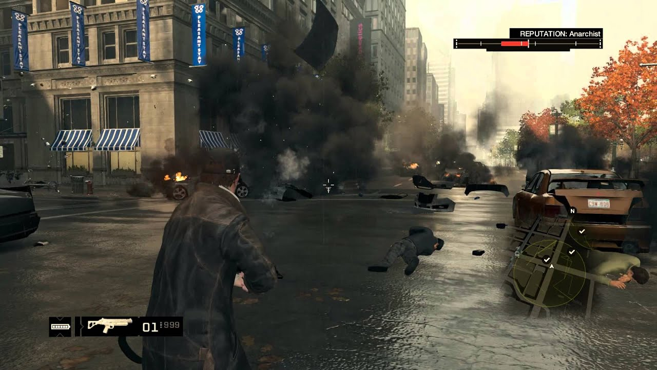 Watch Dogs  On Gb Gtx