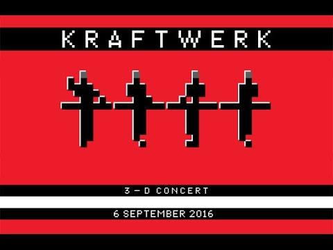 Kraftwerk 3D Concert - September 6, 2016 - YouTubeKraftwerk 3d