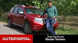 Nissan Terrano Test Drive Review - Autoportal