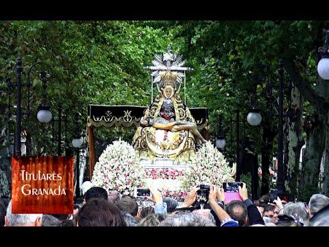 Procesión Virgen De Las Angustias Granada 2014 HD