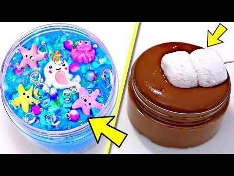 Satisfying EXTREME SLIME MAKEOVERS! Did I Make The BEST SLIME EVER??