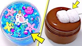 Satisfying EXTREME SLIME MAKEOVERS! Did I Make The BEST SLIME EVER?? Fixing 1 Year Old Slime! Impossible Slime Makeover!  Hello everyone! In today's video I will be giving Old Slime an Extreme Makeover! This is my favorite slime transformation so far! This was definitely a Slime Challenge! Thank you so much for watching this slime video!  Gillian xx  *MY FAVE PLACE TO BUY CUTE SLIMES!:* http://bit.ly/2CckJ06 DISCOUNT CODE: GILLIAN  MY MAIN YOUTUBE CHANNEL!: https://www.youtube.com/user/thinkkbeautyy/videos?disable_polymer=1  Let's Be Friends! Instagram: https://instagram.com/gillian_bower/ Snapchat: gillianbower Twitter: https://twitter.com/gillian_bower  Bored?? Watch These!:  DIY CLOUD CREME CUPCAKE SLIME!: https://www.youtube.com/watch?v=vBhi0ppNxgQ  DIY Basic Slime Recipe For Beginners!: https://www.youtube.com/watch?v=-9CLMxYf2MI  DIY Fluffy Slime!: https://www.youtube.com/watch?v=s1IS20IWE8o  DIY No Glue Slime!: https://www.youtube.com/watch?v=1g7DkgawdNo  *Affiliate Link! Thank you so much for all your support! Love you!