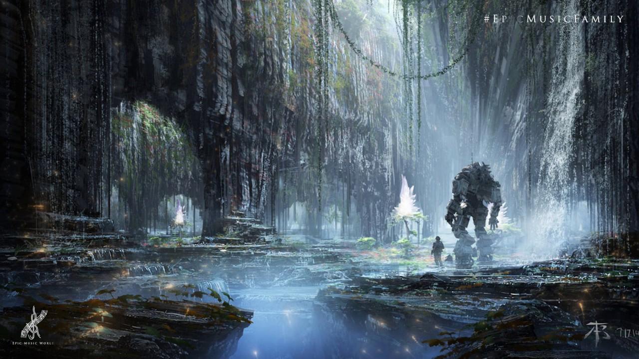 Andrew Caden - Rise Of The Titans (Epic Fantasy Music
