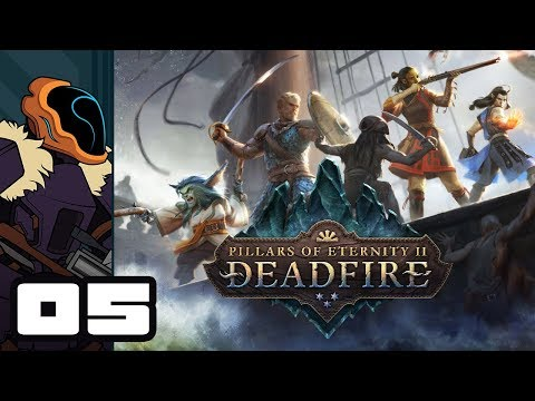 Let's Play Pillars of Eternity 2: Deadfire - PC Gameplay Part 5 - Watch Your Step...