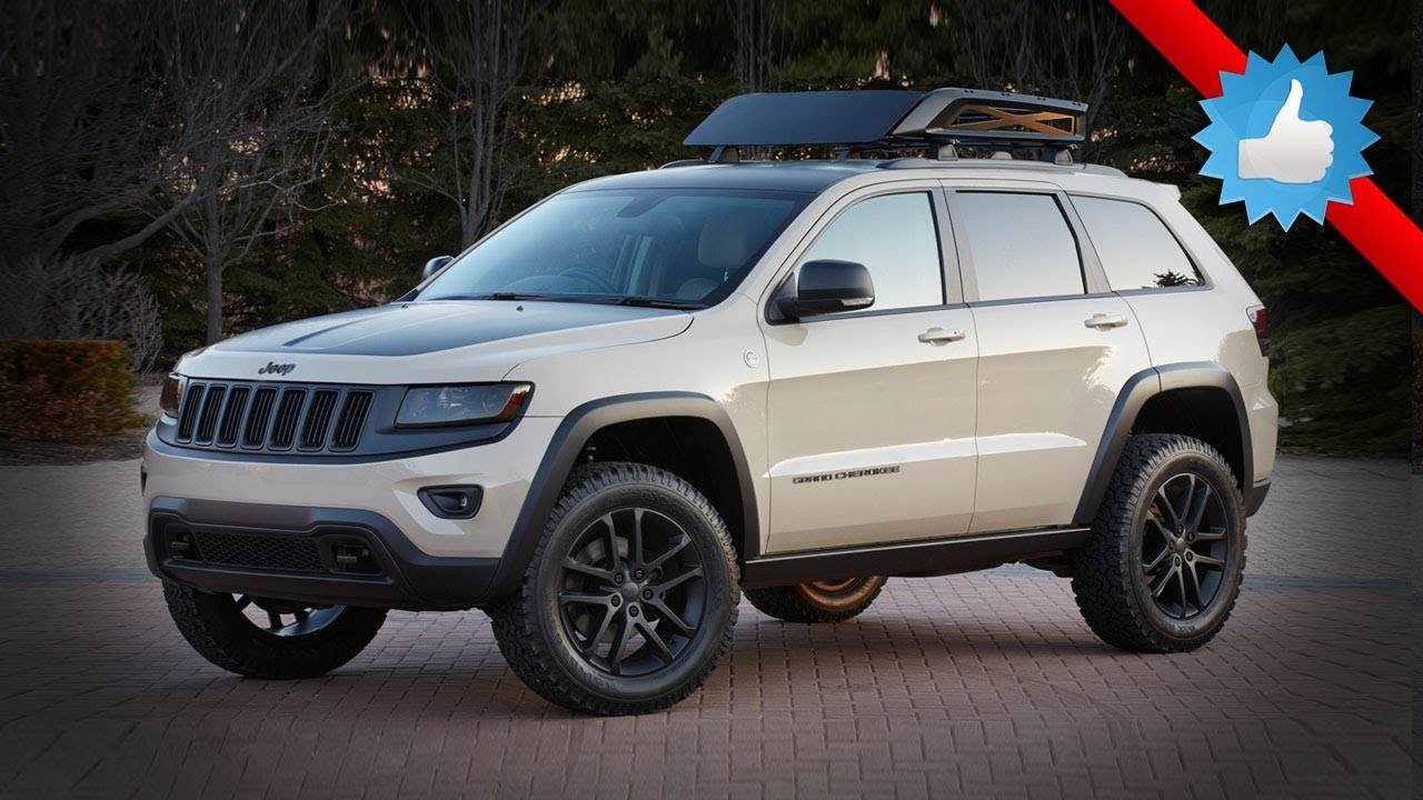 Jeep Grand Cherokee Ecodiesel >> 2014 Jeep Grand Cherokee EcoDiesel Trail Warrior Concept - YouTube