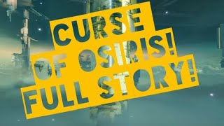 Destiny 2: Full Curse Of Osiris Playthrough!