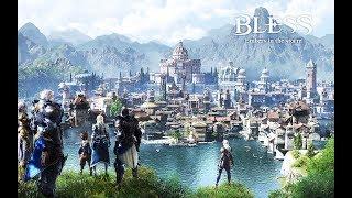 BLESS ONLINE • #xXx - Völker, Klassen und Charakter [HD+ German] | Let's Play Bless Online
