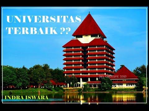 5 UNIVERSITAS TERBAIK DAN TERKEREN DI INDONESIA