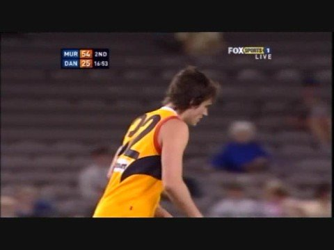 Ashley Smith - 2008 TAC Cup GF - September 26th
