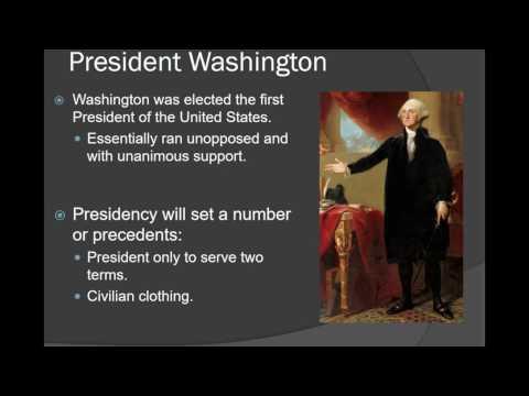 US History #7: The New Republic