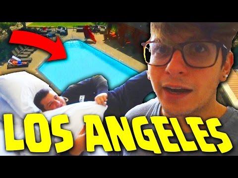 ST3PNY E PAPA' VEGAS APPRODANO A LOS ANGELES!!