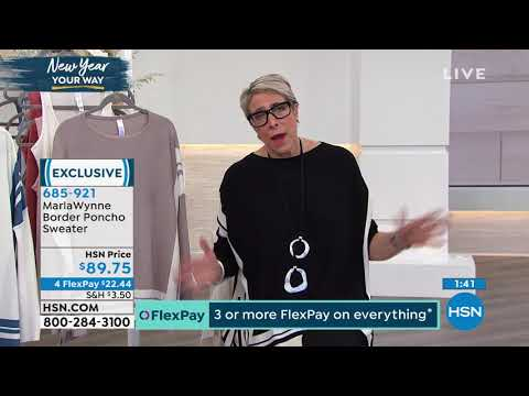 HSN | MarlaWynne Fashions & Jewelry . http://bit.ly/2GPkyb3