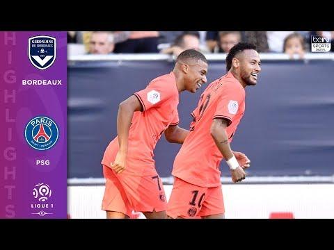 Bordeaux 0-1 PSG - HIGHLIGHTS & GOALS - 9/27/19