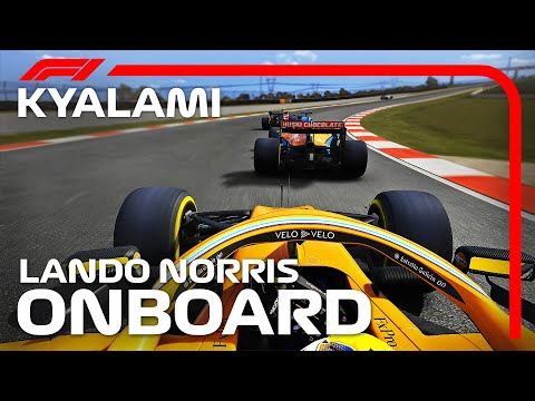 FORMULA 1 RETURNS TO AFRICA (F1 Kyalami GP)