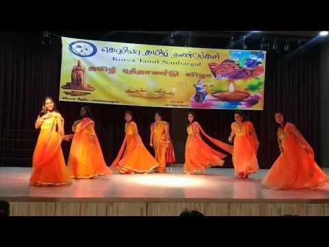 Nalungu dance- Idicha pacharisi, Mangalyam, Pattu selai, Yaro yarodi, Palakkatu pakkathile