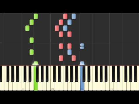 Super Mario Land - Overworld Theme (Synthesia)