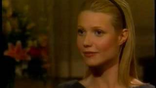 Katie Couric interviews Gwyneth Paltrow