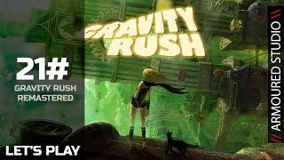Vídeo Gravity Rush Remastered