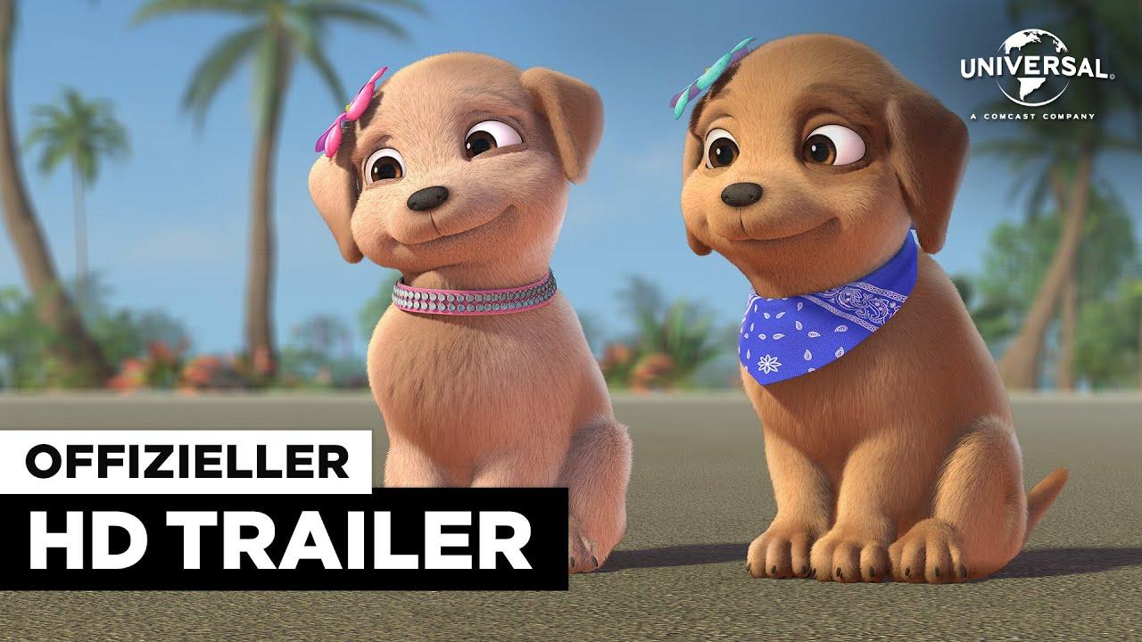 Barbie Und Ihre Schwestern In Die Grosse Hundesuche Trailer Hd Deutsch German Youtube