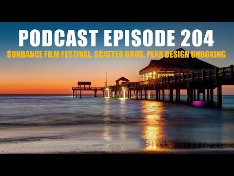 Film St. Pete / Clearwater Podcast: Episode 204 - Scatter Bros. and the Sundance Film Festival