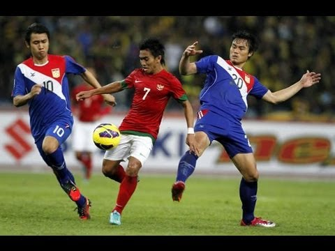 FULL MATCH: Indonesia vs Laos - AFF Suzuki Cup 2012 Travel Video