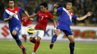 FULL MATCH: Indonesia vs Laos - AFF Suzuki Cup 2012