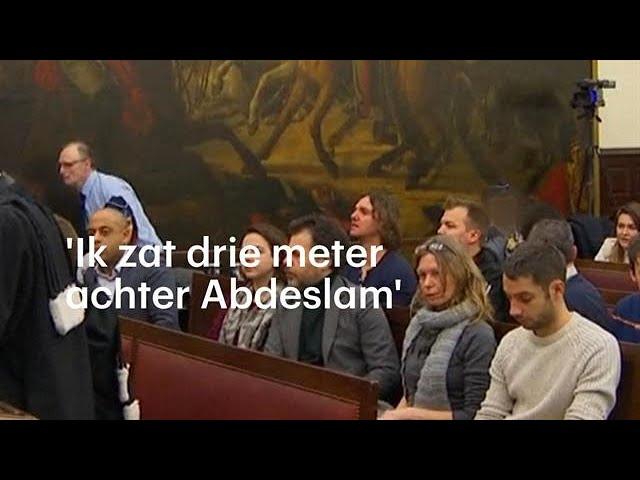 Overlevenden Bataclan bij rechtszaak Abdeslam - RTL NIEUWS