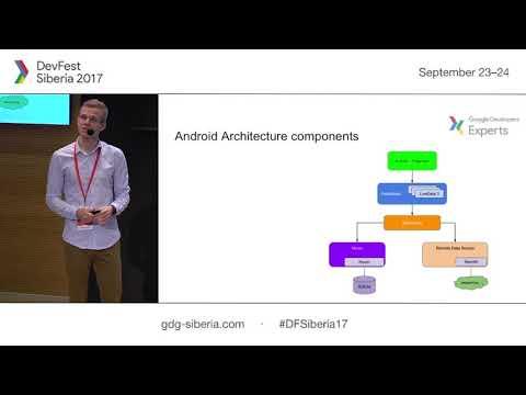 Новости Android и продуктов Google для разработчиков - Денис Неклюдов DevFest Siberia 2017