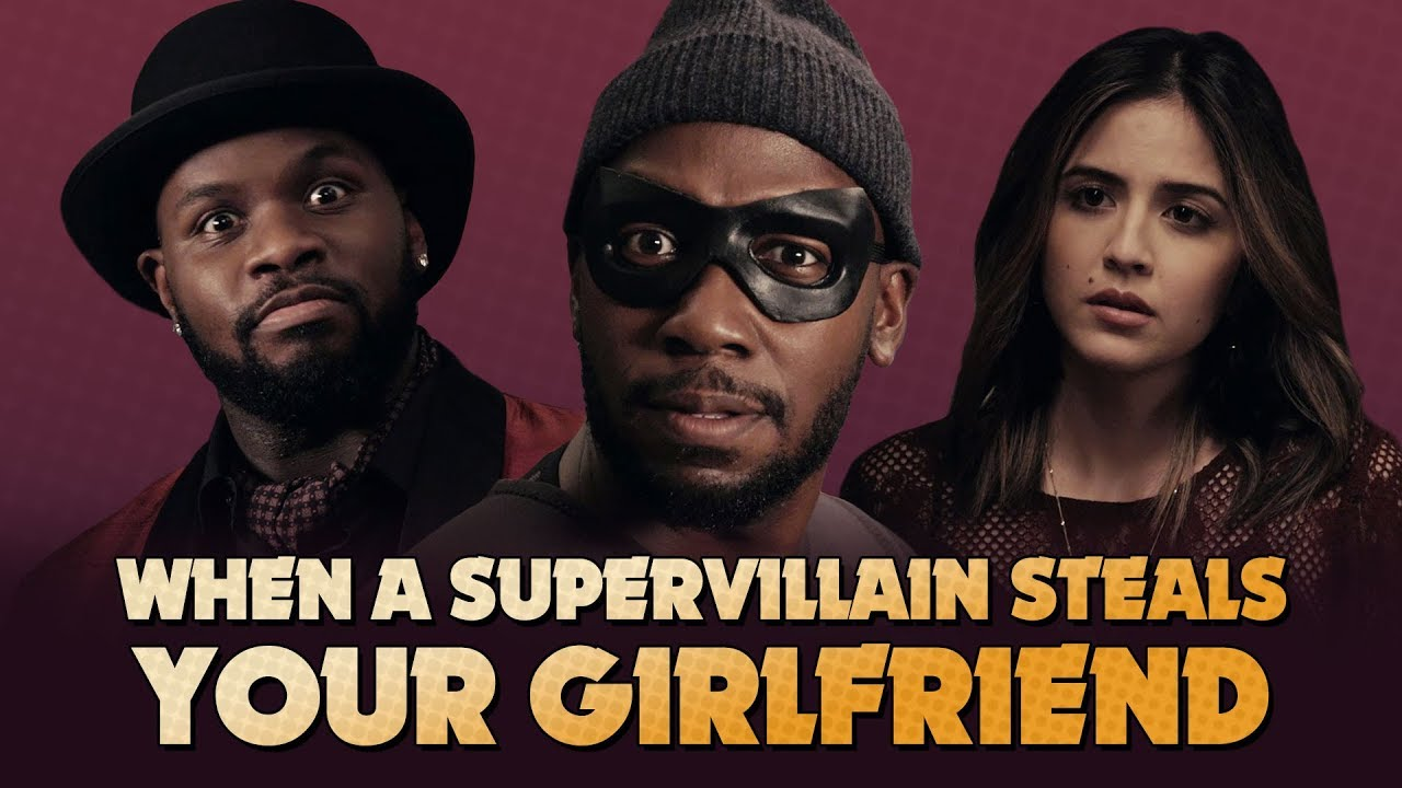 When A Supervillain Steals Your Girlfriend (with Lamorne Morris)