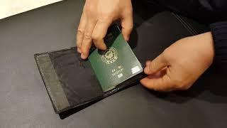 [중국비자발급센터] 중국비자발급 신청시 여권커버 제거 …
