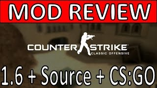 Counter-Strike Classic Offensive Review (1.6/Source Mod for CS:GO)