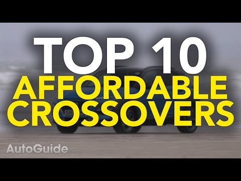Top 10 Best Crossovers for the Money | Best Affordable CUVs
