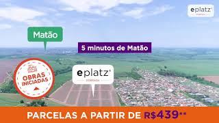TERRENOS A 5 MIN DE MATÃO/SP – PARCELAS A PARTIR DE R$439** | CADASTRE-SE JÁ!