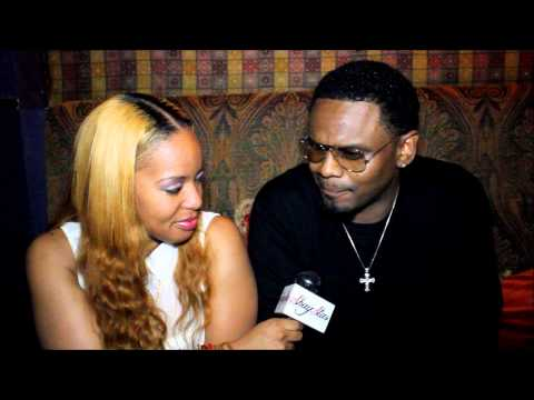Carl Thomas Interview with Shay Star in Atlantic City
