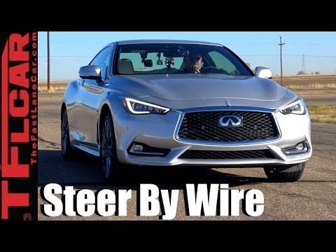 review infiniti q60 a quality coupe worldnews 2017 infiniti q60 red sport 400 steer by wire 0 60 mph