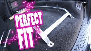 PERFECT FIT - Steel Amp Rack part 3 - AMPLIFIED