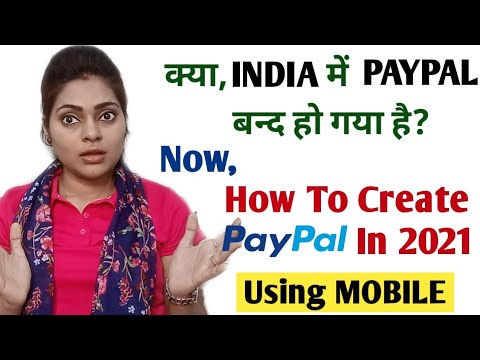 How To Create Paypal In 2021 |Paypal Signup | Paypal Account | PayPal Business Account | PAYPAL