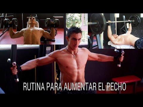 Rutinas para adelgazar y aumentar masa muscular