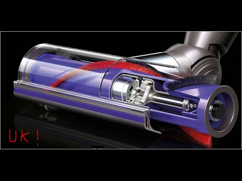 Dyson V6 Absolute (UK Variant) Review all accesories and big