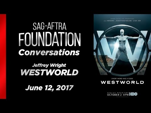 Conversations with Jeffrey Wright of WESTWORLD