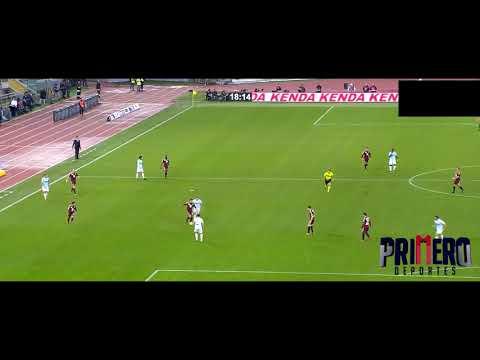 Gol de Tomas Rincon ante Lazio