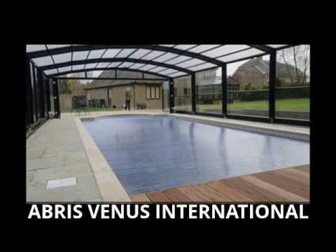 Ouverture automatique d 39 un abri de piscine abris venus for Abris de piscine venus international