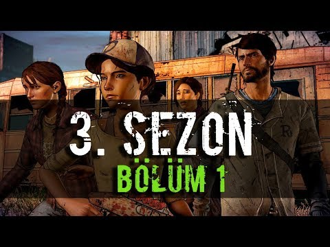 ELRAENN İLE - THE WALKING DEAD SEZON 3 - BÖLÜM 1