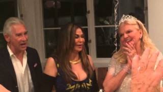 Tina Knowles B-Day Bash for Eva Kovacs